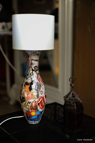Quille Lampe